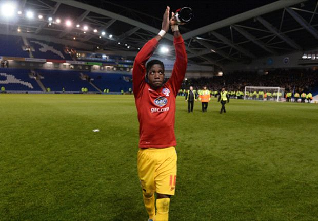 Brighton 0-2 Crystal Palace (Agg 0-2): Manchester United-bound Zaha smashes Eagles into play-off final