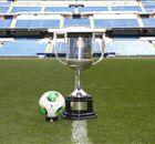 Sorteo de 1/16 de final de Copa del Rey