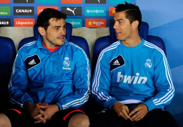 Ronaldo: Casillas has always been world class