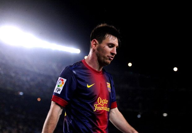 Messi: I never thought of leaving Barcelona