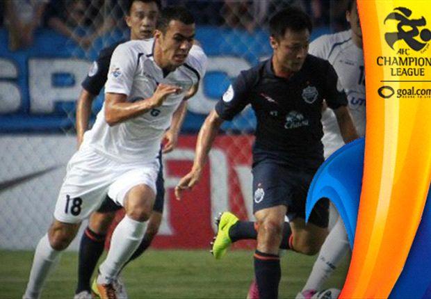 ACL 2013: บุรีรัมย์ ยูไนเต็ด 2-1 บุนยอดกอร์ บุรีรัมย์ทำได้