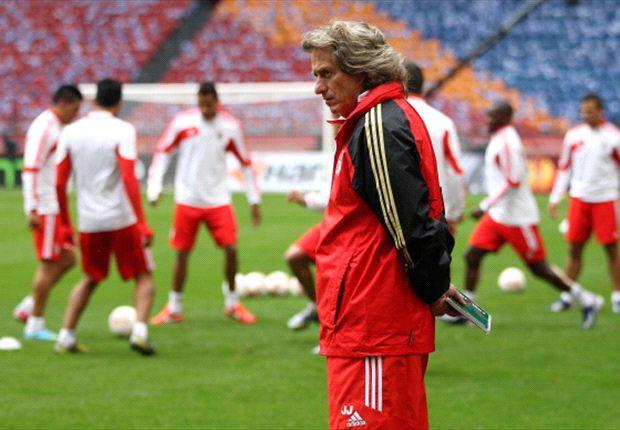 Jorge Jesús quiere hacer historia con el Benfica