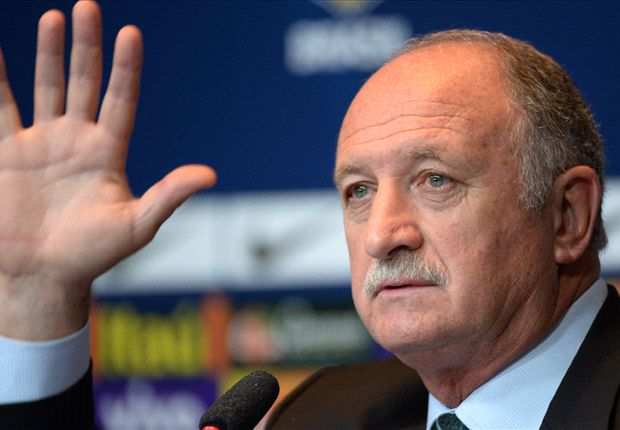 Scolari believes England have improved