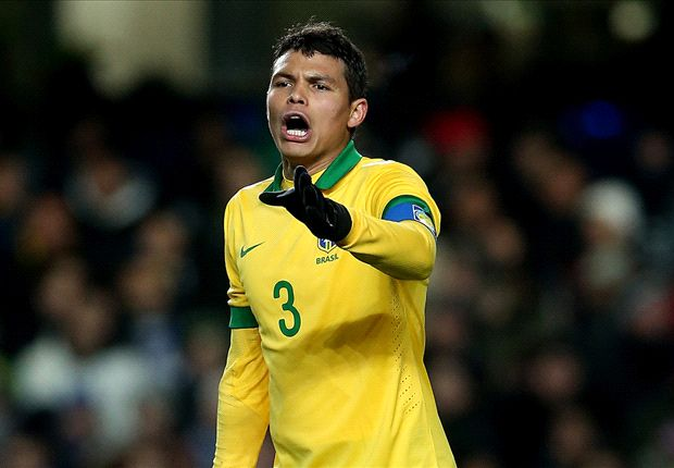Thiago Silva frustrated by Brazil defence