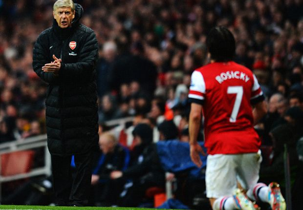 Wenger on brink of completing remarkable transformation