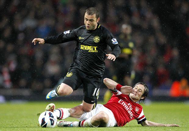 Shaun Maloney is unsure of his Wigan future