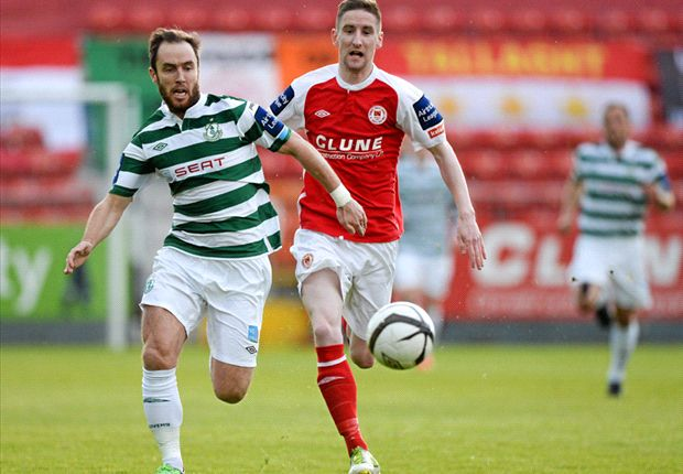 St Patrick's Athletic 0-0 Shamrock Rovers - Hoops held by Saints