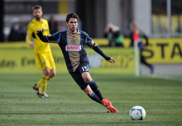 Chivas USA trades for Union's Gabriel Farfan