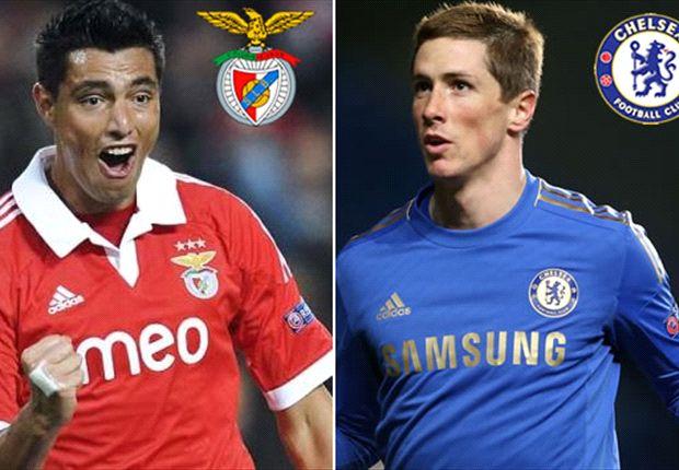 Agenda TV: Chelsea - Benfica, en Cuatro