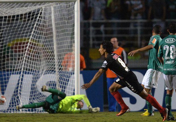 Copa Libertadores: Palmeiras 1-2 Xolos | Histórica clasificación de Xolos en Sao Paulo