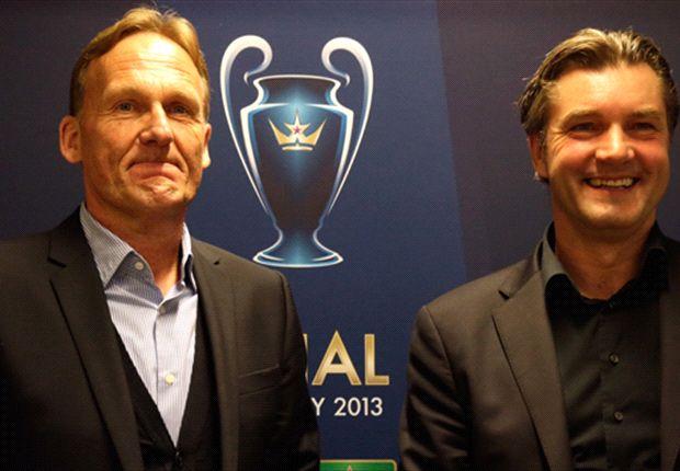 Hans-Joachim Watzke empfiehlt Jupp Heynckes, sich aus der Causa Lewandowski rauszuhalten.