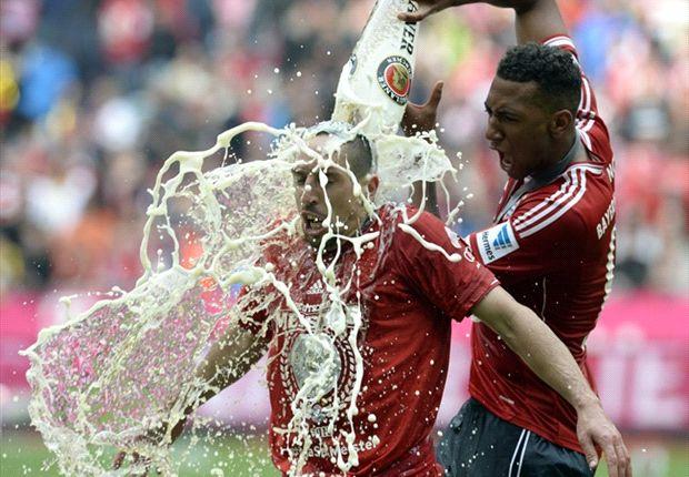 """Franck Ribery und die Akte """"Weizenbier"""": Doch kein Streit mit Jerome Boateng"""