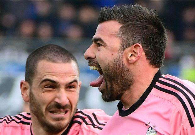Atalanta 0-2 Juventus: Barzagli & Lemina keep visitors on top
