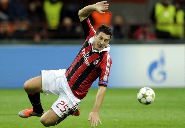 Milan do not fear Juventus - Bonera