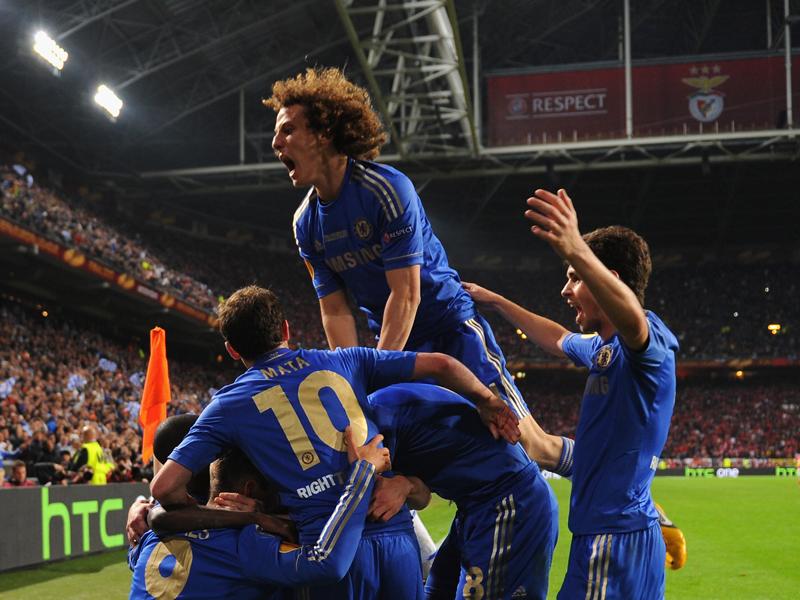 Las mejores imágenes de Benfica - Chelsea