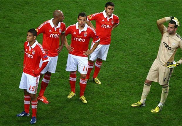 Nemenja Matic: Benfica Tidak Beruntung