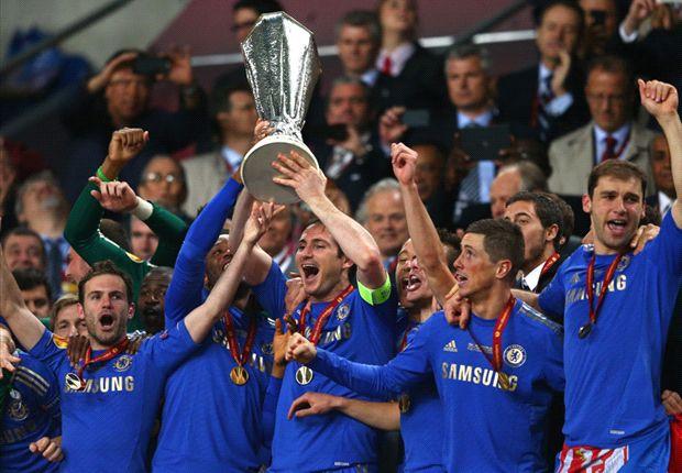 Chelsea es campeón de la Europa League