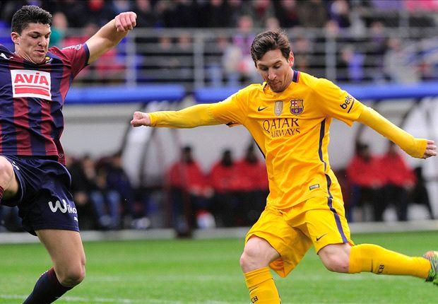 Messi breaks ANOTHER La Liga scoring record