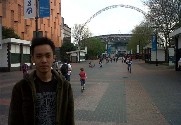 GALERI: Mengintip Wembley, Stamford Bridge & White Hart Lane