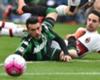 "Sansone: ""Noi in vantaggio sul Milan"""