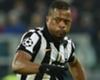 Juventus, Evra touché au genou gauche