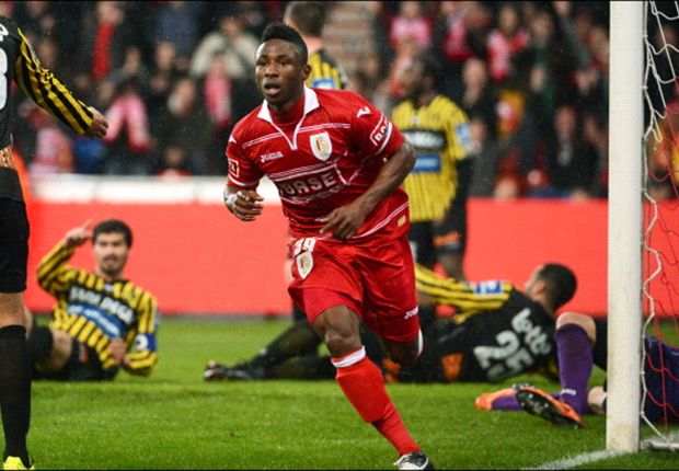 Nigeria Player of the Week: Imoh Ezekiel of Standard Liege