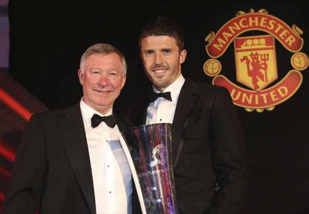 Carrick: Ferguson can retire satisfied