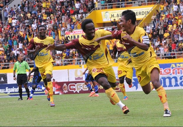 Sriwijaya FC Diuntungkan Saat Hadapi Persita