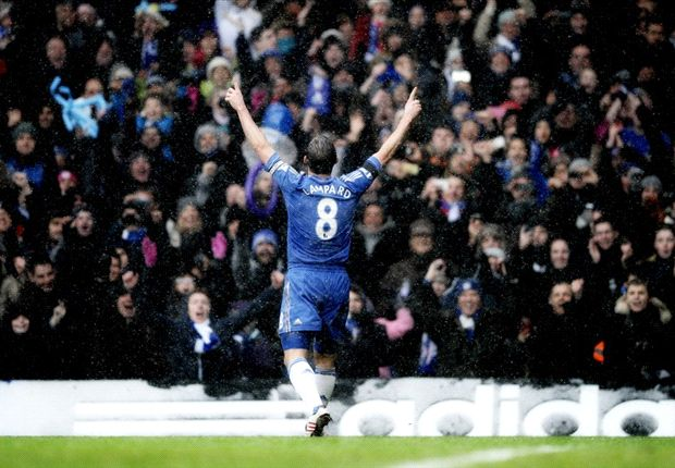 Lampard admits he never formed a relationship with Benitez