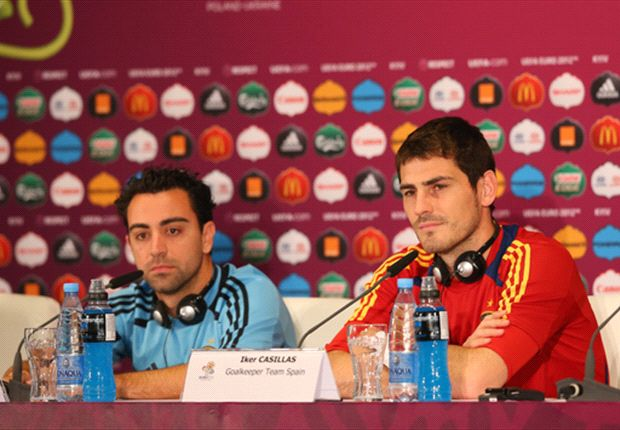 Casillas: Xavi shouldn't badmouth me