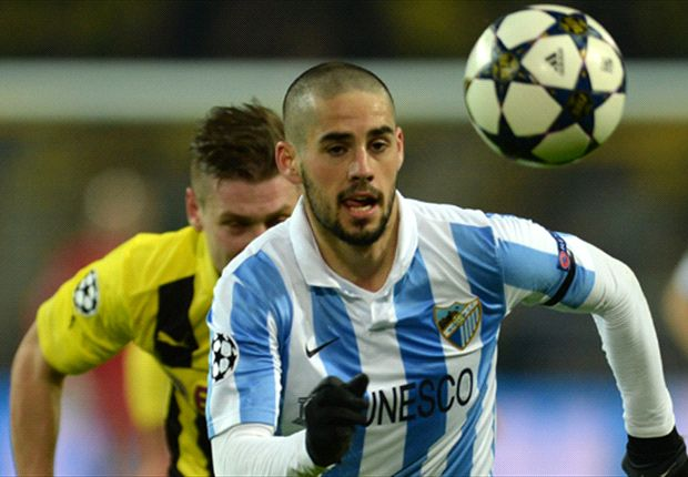 Isco plays coy on Madrid move