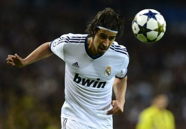 'Khedira will remain at Madrid' - agent