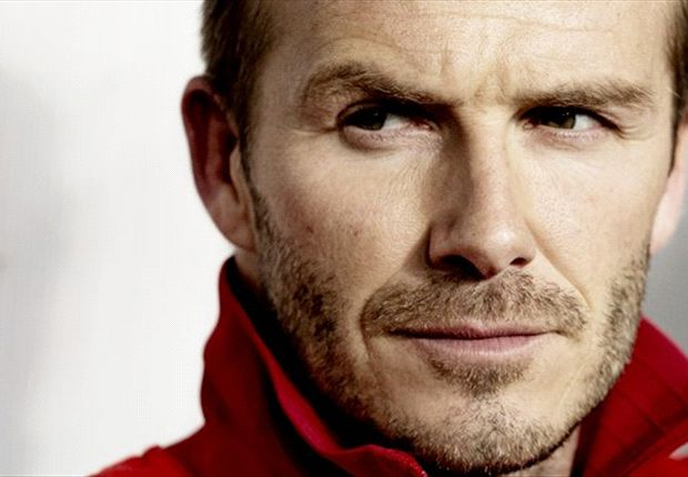 End it like Beckham – football will be a poorer place without him