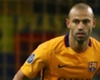 Mascherano looking forward to rest