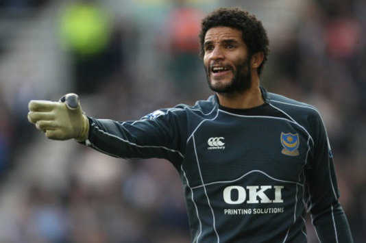 David James - Portsmouth