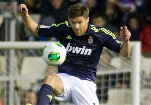 Xabi Alonso, pieza clave en el Real Madrid