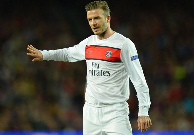 David Beckham took a look at Miami as a possible location for an MLS franchise.