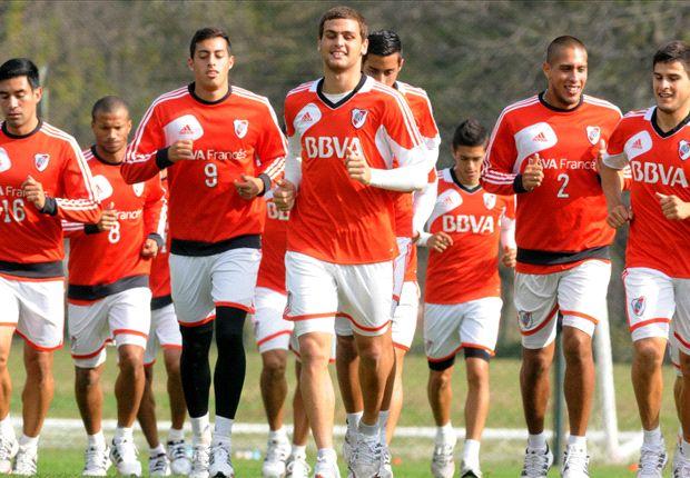 González Pirez vuelve al equipo.