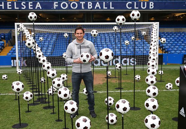 Extra Time: Sports giants adidas celebrate Lampard's 203 goals