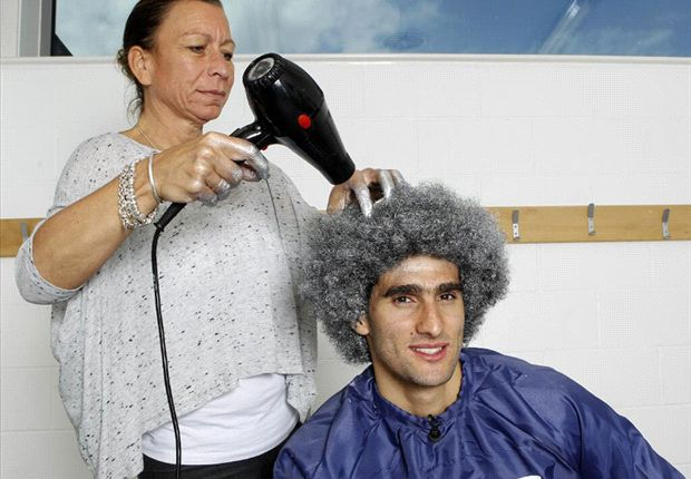 Extra Time: Fellaini goes silver to raise gold