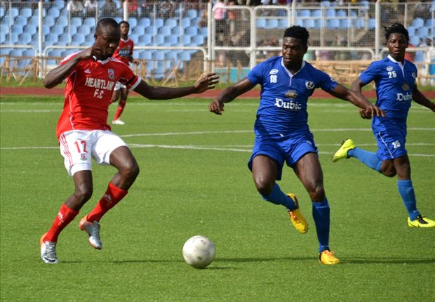 NPFL Week 12 Round Up: Heartland secure first away win break 4 years curse