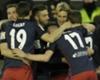 Valencia 1-3 Atletico: Title hopes alive
