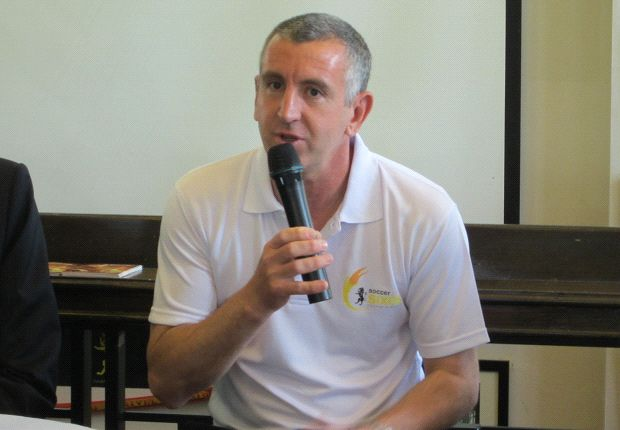 Arsenal legend Nigel Winterburn talked about his former club at the SCC Sixes press conference
