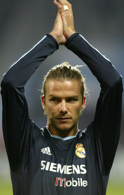 David Beckham Samurai Hairstyle Www Imgkid Com The