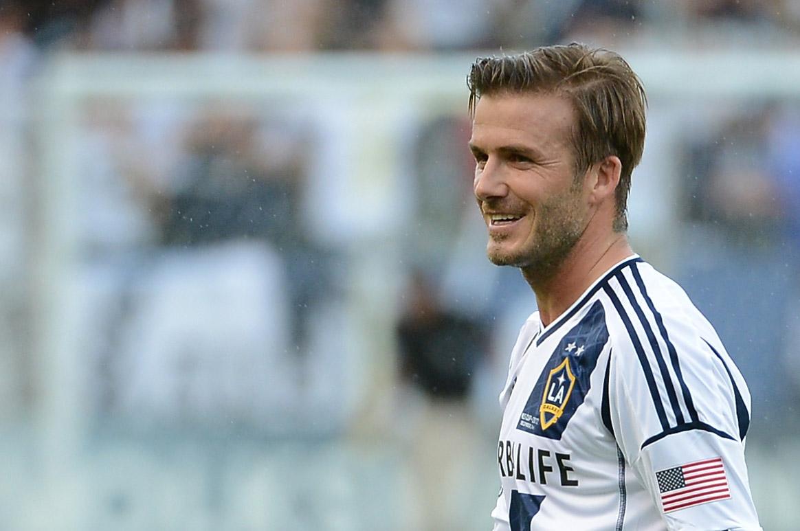 David Beckhams Definitive Hairstyles Hipster Beckham Goalcom - David beckham hairstyle la galaxy