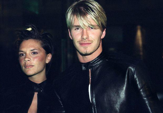 David Beckham's 14 definitive hairstyles