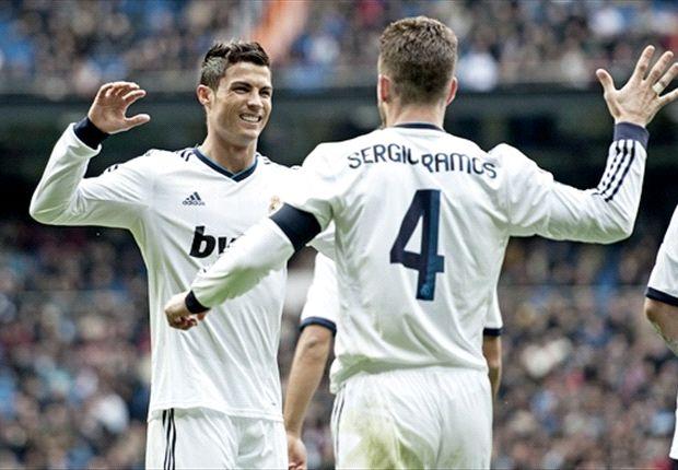 Sergio Ramos hofft auf Ronaldo-Verbleib und Neu-Trainer Ancelotti