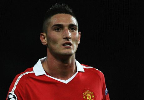 Macheda reveals biggest mistake