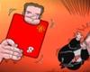 VIÑETA | Mata aterroriza a Van Gaal