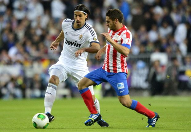 Khedira not leaving Madrid, insists agent